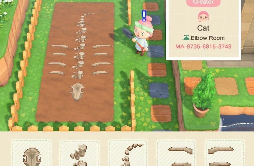 Best Animal Crossing: New Horizons design codes for your island